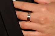 Zac Efron Silver Ring