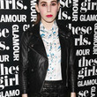 Zosia Mamet Clothes - Leather Jacket