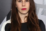 Zosia Mamet Long Hairstyles