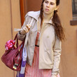 Zosia Mamet Clothes - Raincoat