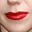 Zosia Mamet Beauty - Red Lipstick