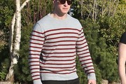 Josh Dallas Crewneck Sweater