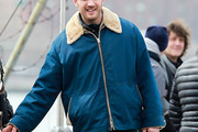 Tom Hardy Zip-up Jacket