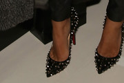 Aimee Song Studded Heels