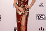 Jordin Sparks Beaded Dress