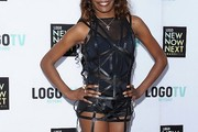 Azealia Banks Mini Dress