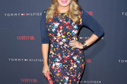 Mallory Hagan Print Dress