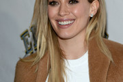 Hilary Duff Layered Cut