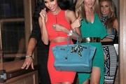 Lilly Ghalichi Cutout Dress