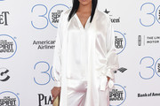 Selita Ebanks Button Down Shirt