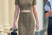 Kate Bosworth Cutout Dress
