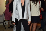 Malin Akerman Evening Coat
