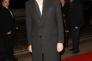 Tom Hooper Trenchcoat