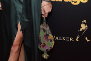 Alyssa Miller  Printed Purse
