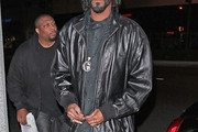 Snoop Dogg Leather Jacket