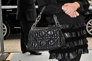 Delphine Arnault Quilted Leather Bag