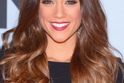 Jana Kramer Long Wavy Cut