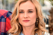 Diane Kruger Medium Curls