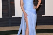 Kylie Minogue One Shoulder Dress