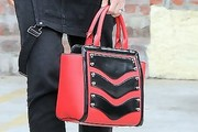 Gwen Stefani Leather Tote