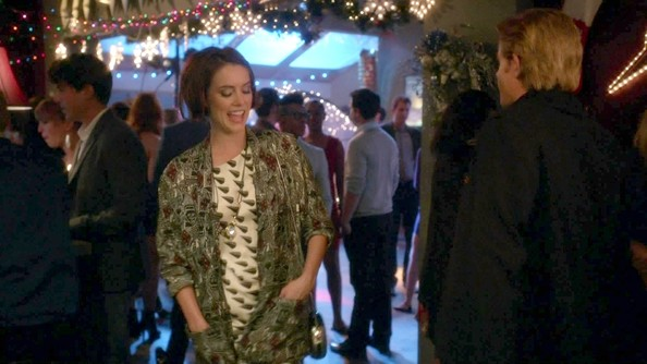 More Pics of Jessica Stroup Crewneck Sweater (1 of 7) - Jessica Stroup Lookbook - StyleBistro