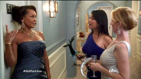 More Pics of Vanessa Williams Cocktail Dress (1 of 2) - Vanessa Williams Lookbook - StyleBistro