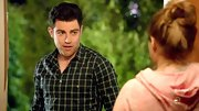 Max Greenfield stuck to a basic when he sported this plaid button down on 'New Girl.'