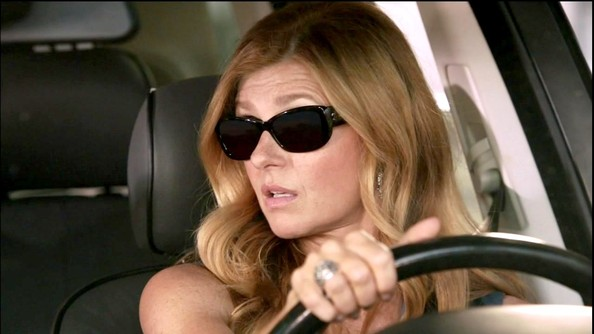 Sunglasses Nashville  more pics of connie britton rectangular sunglasses 27 of 28