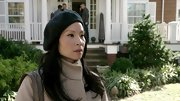 Lucy Liu gave Faye Dunaway a run for her money for on-screen siren with the cutest beanie.