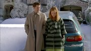 Matthew Morrison rocked a classic tan trench coat on an episode of 'Glee.'