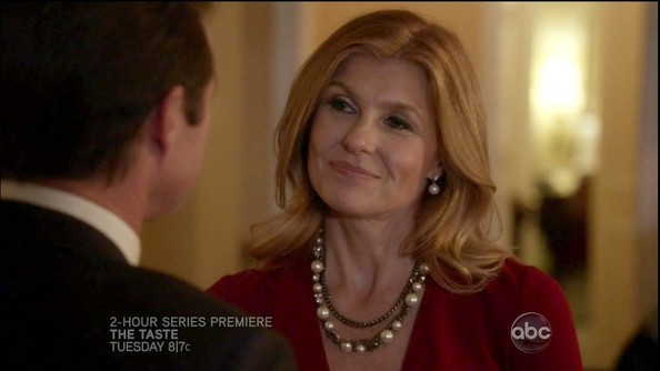 More Pics of Connie Britton Tank Top (2 of 15) - Connie Britton Lookbook - StyleBistro