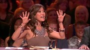 Carrie Ann Inaba has almost as much enthusiasm for fashion as she does for dancing. We loved the simple elegance of the judge's gray ruched gown with a statement neck piece on 'Dancing with the Stars.'