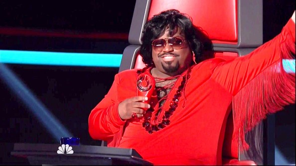 Cee-Lo Green Jumpsuit