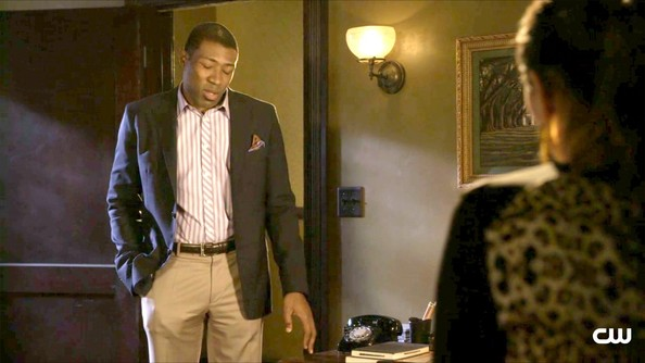 Cress Williams Blazer