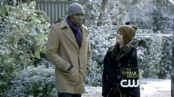 Cress Williams Wool Coat