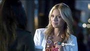 "Not only does Vanessa Ray promise to bring a hefty dose of drama to 'Pretty Little Liars,' but she's also sporting one fabulous wardrobe. She added dimension to a tribal print dress with Kate Spade's ""Octagonal Necklace,"" previously spotted on Glee's Jayma Mays."