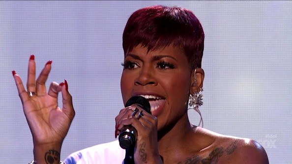 Fantasia Barrino Star Dangle Earring