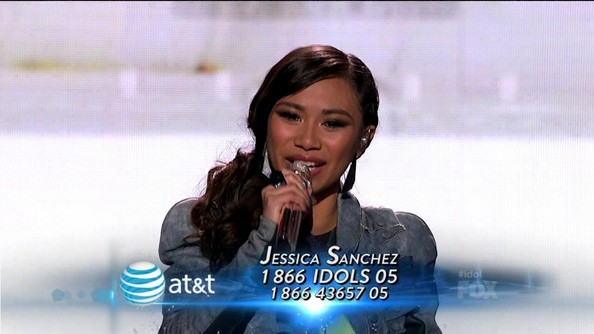 More Pics of Jessica Sanchez Metallic Nail Polish (1 of 13) - Jessica Sanchez Lookbook - StyleBistro