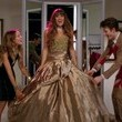 Lea Michele's Princess Gown on 'Glee'