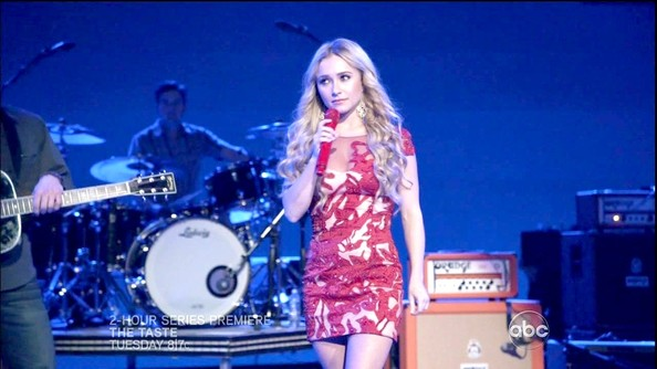 Nashville Print Dress