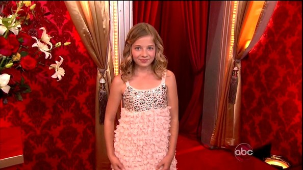 Jackie Evancho Clothes