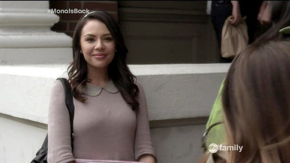Janel Parrish Crewneck Sweater