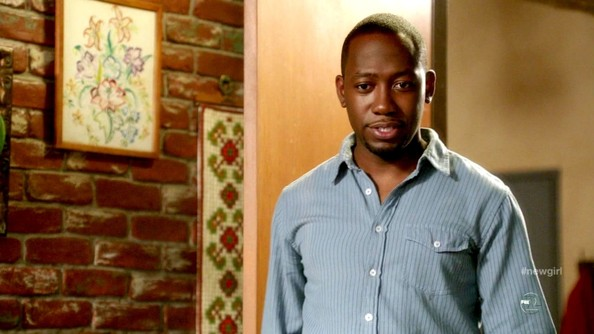 Lamorne Morris Button Down Shirt