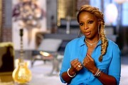 Mary J. Blige Button Down Shirt
