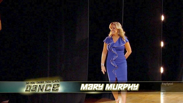 Mary Murphy Cocktail Dress