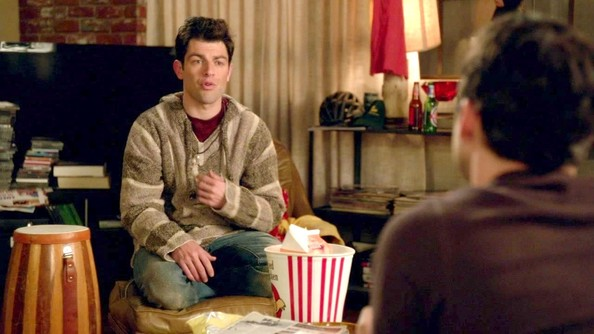Max Greenfield Sweatshirt