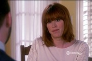 Molly Ringwald Medium Wavy Cut with Bangs