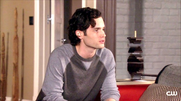 Penn Badgley Crewneck Sweater