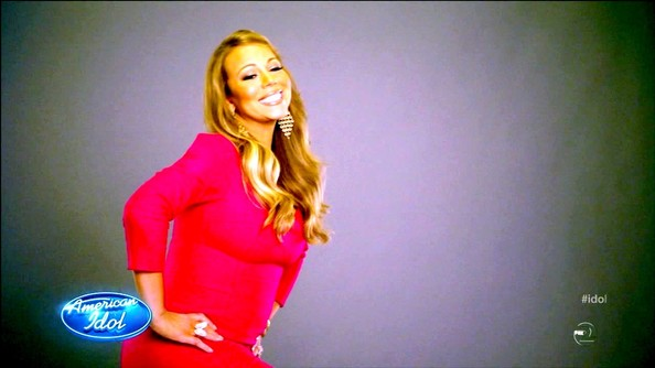 More Pics of Mariah Carey Long Wavy Cut (5 of 6) - Long Wavy Cut Lookbook - StyleBistro