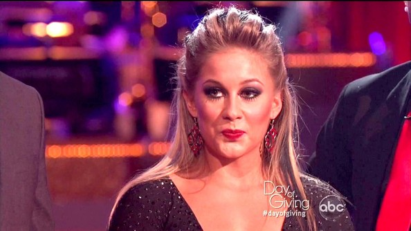 Shawn Johnson Pompadour